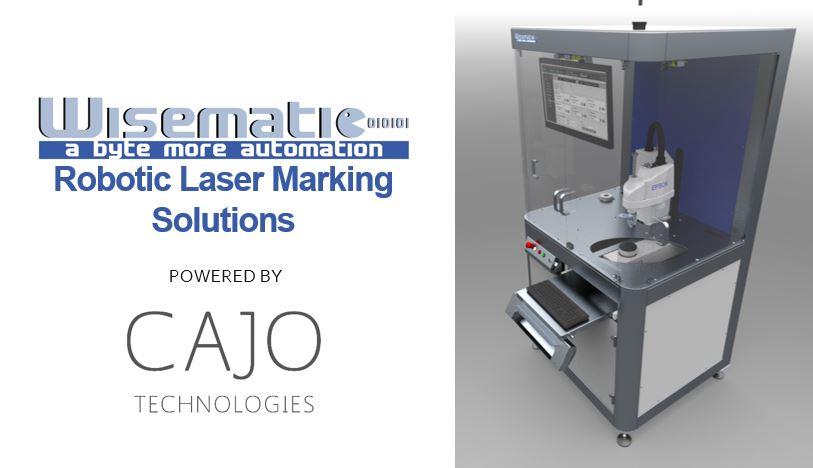Automaattiset lasermerkkauksen sovellukset